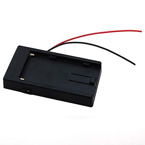 ALIKEEY Zubehör Montageplatte des Batterieadapters für Sony DSLR Rig F550 / 570 / F770 / F760 Netzteil