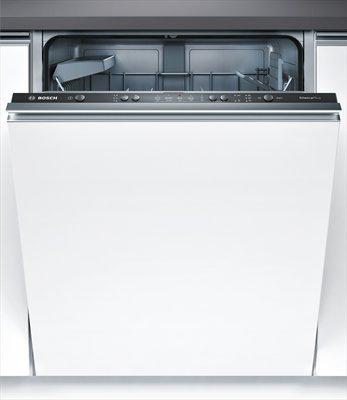 Bosch Serie 2 SMV25CX02E Entièrement intégré 13places A++ lave-vaisselle - Lave-vaisselles (Entièrement intégré, Taille maximum (60 cm), Noir, boutons, 1,75 m, 1,65 m)