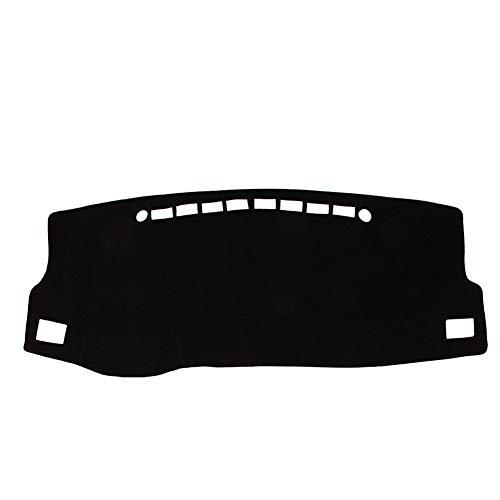 SSXY rutschfeste Armaturenbrettabdeckung mit schwarzem Armaturenbrettpolster aus Filz für Toyota Corolla Ralink nach 2014