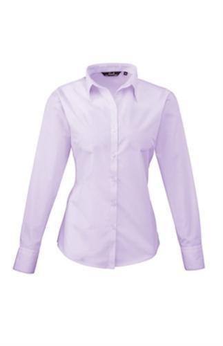 femmes-chemisier-en-popeline-a-manches-courtes-chemise-pour-femme-coloris-uni-violet-44