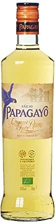 Papagayo Golden Rum Bio FairTrade (1 x 0.7 l)