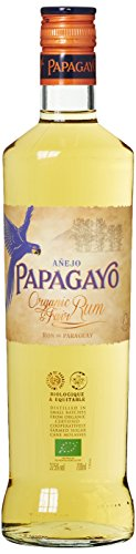 Papagayo Golden Rum Bio FairTrade (1 x 0.7 l)
