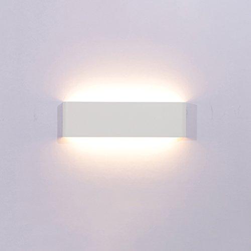 & Wandleuchten Wandleuchte Schlafzimmer Nachttisch LED Wandleuchte ...