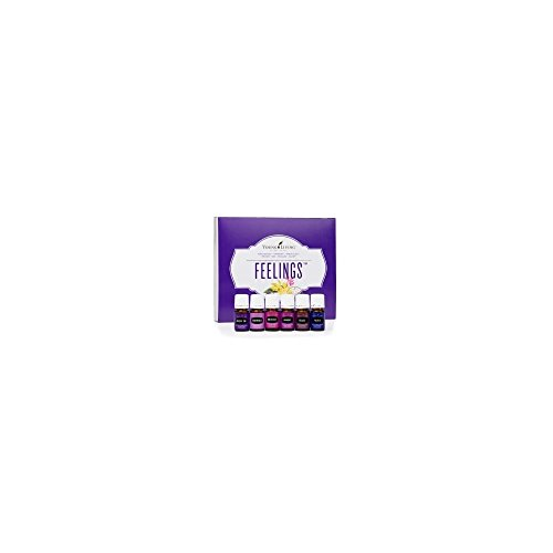 Young Living Feelings Kit-Essential Öl Collection (Essential Living öle)
