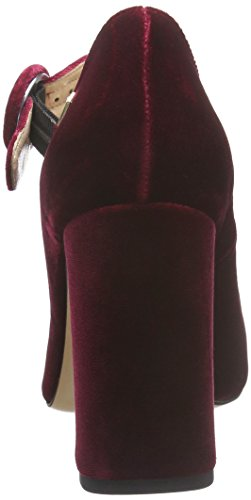 Liu Jo Damen Decollete Amaranto Tc 105 Pumps Rot (Red Wine)
