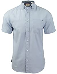 Tokyo Laundry 'Woodbury' - Chemise oxford Homme Manches courtes