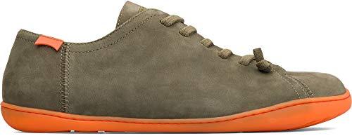 CAMPER Herren Peu Cami Sneaker, Grün (Dark Green 300), 47 EU -