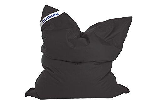 Jumbo Bag 30180–07The Original Kissen Riesen Polyester anthrazit 170x 130x 30cm