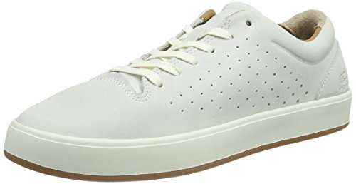 Lacoste Damen Tamora Lace UP 116 1 Sneaker, Elfenbein (Off White-098), 37 EU