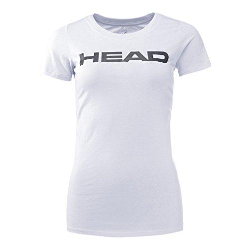 HEAD Damen Lucy T-Shirt Women, weiß, S