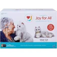Memorable Pets Katze Plüsch Tabby Therapiepuppe für die Person mit normalem Alterungsgedächtnisverlust oder caregivers Grau (Tabby-katze-plüsch)