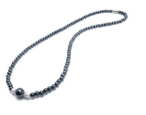 haematite-necklace-magnetic-clasp-4-and-8-mm-haematite-beads