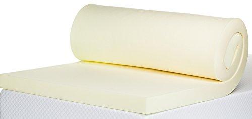 Bodymould Memory Foam Mattress Topper, 3 inch - UK Double 2
