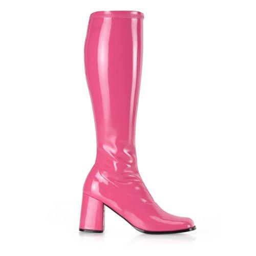 Funtasma - GOGO-300, Scarpe a collo alto da donna Rosa(Hot Pink Patent)