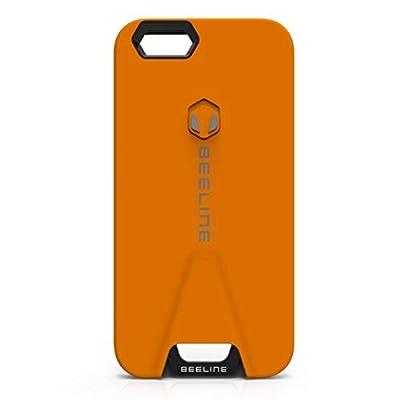 Beeline Drone Outdoor Activity Protective Case for iPhone 6 Tangerine