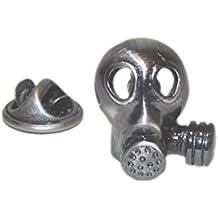 Gemelolandia Pin de Solapa Mascara de Gas