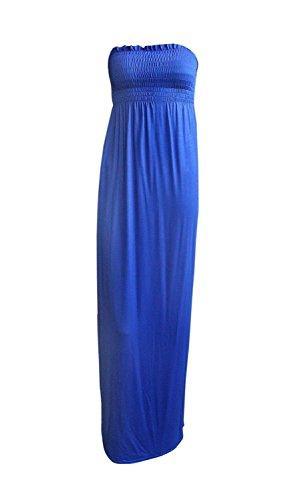 Unknown Damen Kleid Kleid Blau - Königsblau