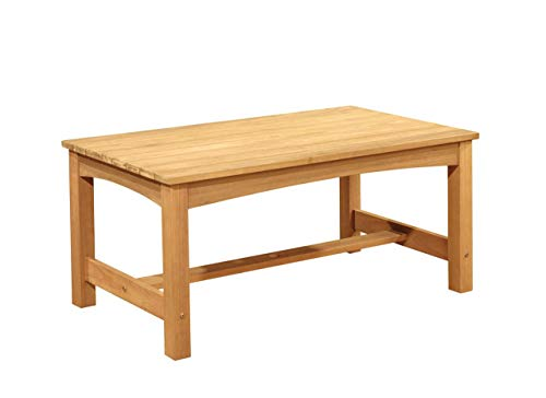 KL-Toys Holztisch / Maße: 106 x 57 x 48 cm / Gewicht: 14 kg / Material: geöltes Eukalyptusholz