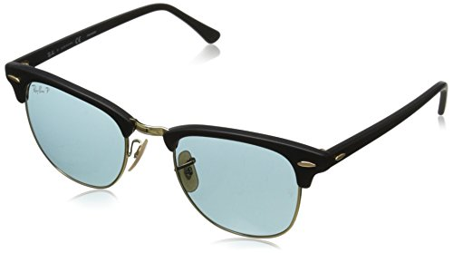 Ray-Ban 0rb3016 RB3016 Wayfarer Sunglasses, Black (901S3R 901S3R)