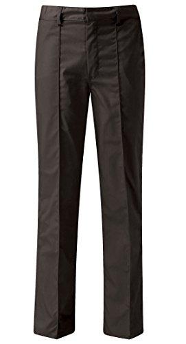 New Mens Dickies Redhawk fermeture YKK pli cousu à l'avant-Pantalon uniforme Bleu - Bleu marine
