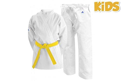 Adidas, uniforme per karate adistart, da 200 g, 200cm
