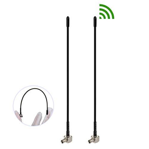 Bingfu 4G LTE 3dBi Soft Whip External TS9 Aerial Antenna