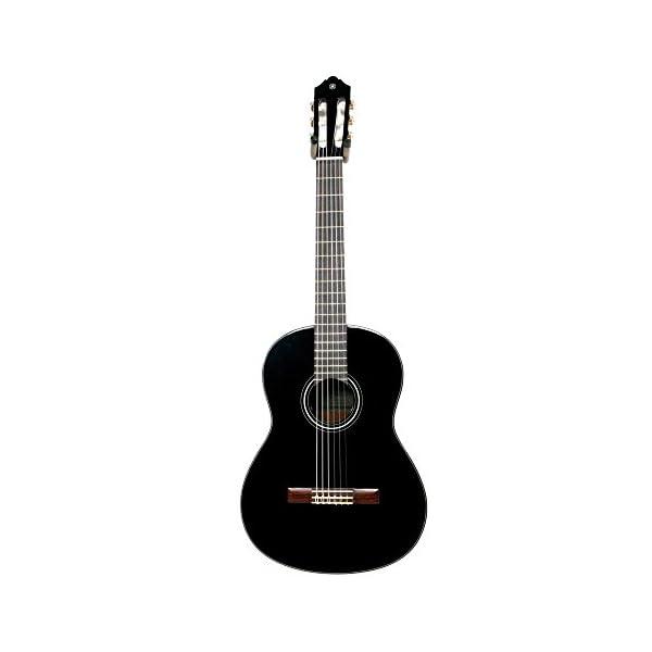 Yamaha C40II BL chitarra classica Limited Edition nero
