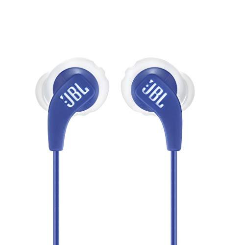 JBL Endurance Run Wired Earphones (Blue)