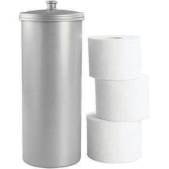 Toilettenpapier Aufbewahrung mdesign großer toilettenpapierbehälter mit deckel