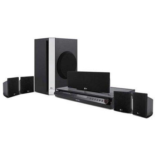 LG HR-353SC sistema cine casa 5.1 canales 300 W -