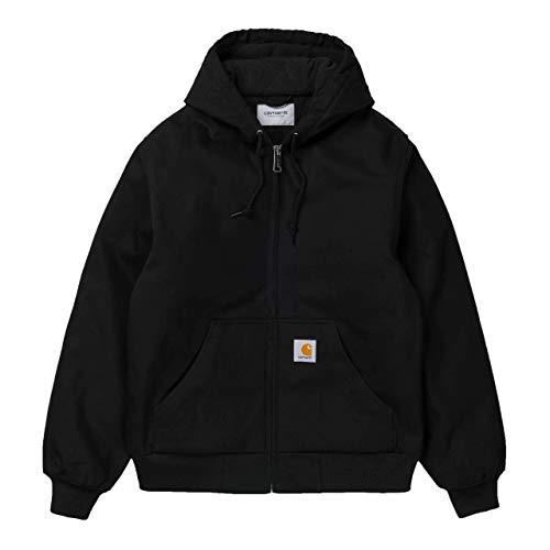Quilt Flannel Lined Sandstone Active Jacket - Farbe: Black - Größe: XXL