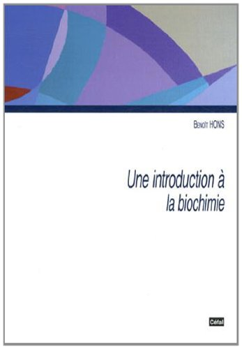 Une introduction à la biochimie