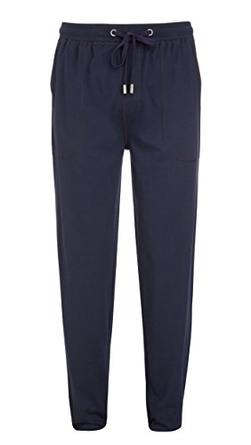 Jockey® Long Pyjama Blau