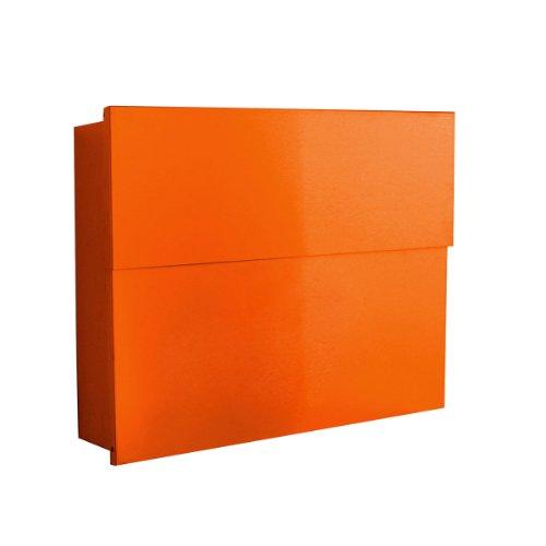 briefkasten letterman XXL 2 orange Orange