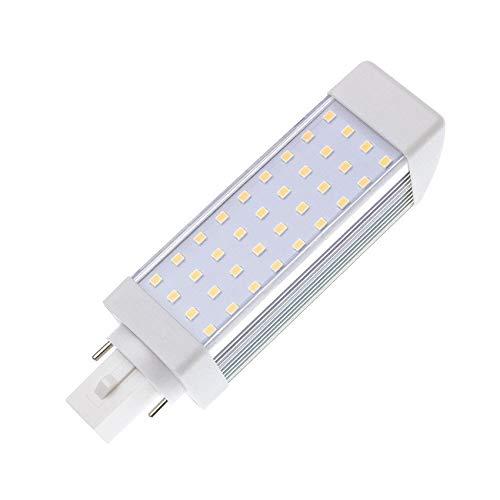Lampada LED G24 7W Bianco Naturale 4000k-4500k LEDKIA