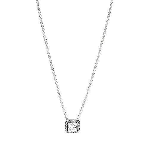Pandora collana con ciondolo donna argento - 396241cz-45