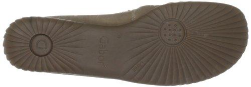 Beige Scarpe 4 609 Gabor Donna 031 Shoes Basse Comfort Rame corda Zqn18nX
