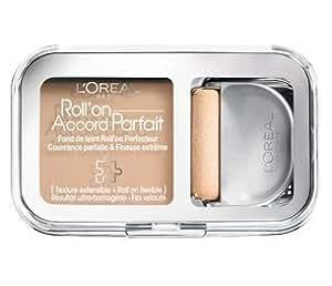 Fond de teint Roll' On Accord Perfect L'Oréal D3 Beige Doré