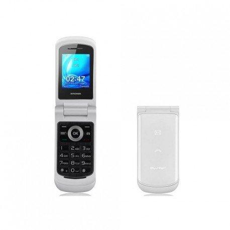 Brondi oyster s bianco telefono cellulare