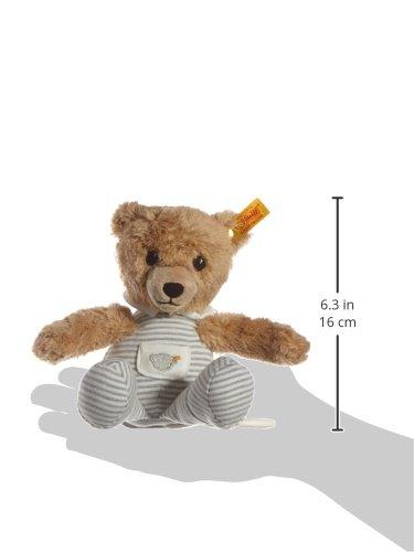 Steiff 239922 - Schlaf Gut Bär Spieluhr, 20 cm, grau - 2