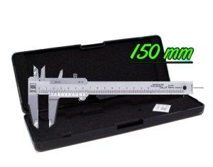 Calibro a corsoio in acciaio 0-150mm