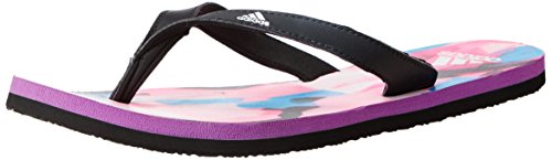 adidas Women's Glideslope W Multi colored Flip-Flops and House Slippers - 6 UK  available at amazon for Rs.375