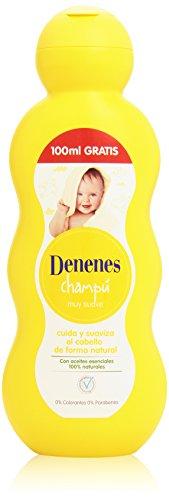 DENENES - CHAMPÚ DENENES SUAVE 500+100 ml-unisex