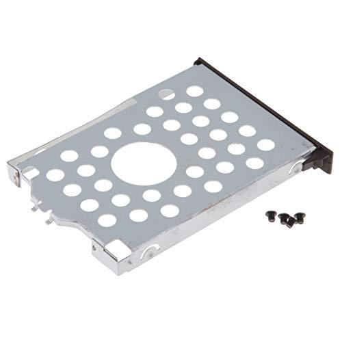 B Blesiya HDD Festplattenfach Für Dell M6600 M4700 M4600 Ersatz HDD Festplatten Laufwerk Halterung Tray Caddy + Schrauben -