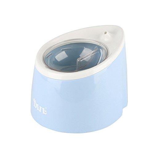 EFGUFHC Große kapazität pet automatische wasserspender, Hund Katze-elektrische wasser-brunnen mit led-licht und filter-A (Pet-gefiltert-wasser-brunnen)