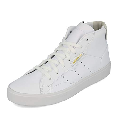 adidas Originals Sneaker Sleek SUPER MID W EE4726 Weiss, Schuhgröße:40 2/3
