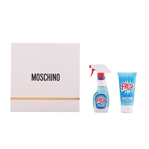 Moschino fresh couture set acqua di profumo e lozione corpo - 30 ml