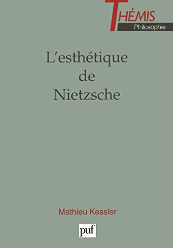 L' Esthétique de Nietzsche par Mathieu Kessler