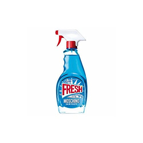 Moschino fresh couture eau de toilette per donna – 100 ml