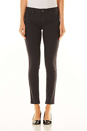 Liu Jo WXX051T7144 Pantaloni Donna Nero 30